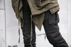 pants black menswear skinny urban menswear mens pants mens cargo pants mens sweatpants