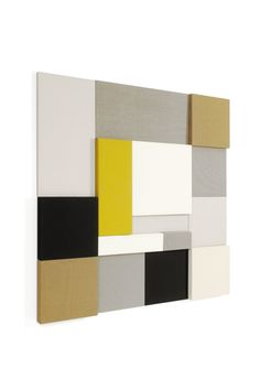 WHISPER ACOUSTIC PANEL COLLAGE