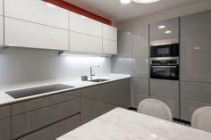 encoba21, moderna cocina con encimera realizada en betacryl, #encoba21, #cocina, #encimeracocina, #betacryl