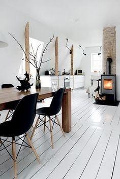 Plancher, wood