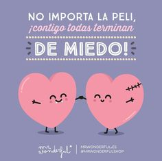 Y con beso final  #mrwonderful
