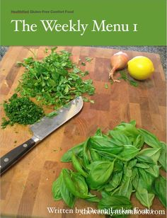 The Things I Consider When Planning Our Meals - The Weekly Menu