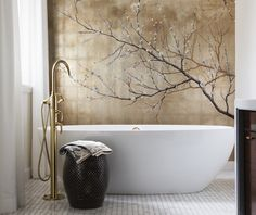 Zen involves the almost ethereal effect of perfect harmony and balance. This can be achieved in your home décor by incorporating natural materials, a calming, neutral color palette, and clean-lined and simple furnishings. As with all home decorating styles, balance is key in incorporating Asian décor.{image source houseandhome}. Incorporating Asian-Inspired Style Into Modern Décor
