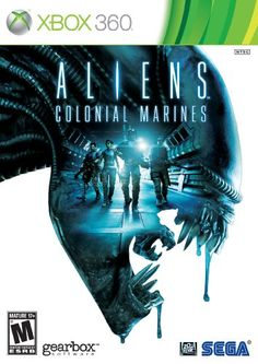 Aliens Colonial Marines  Xbox 360 * Click image to review more details. Note:It is Affiliate Link to Amazon.
