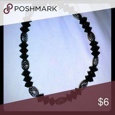 Bracelet Black & silver Jewelry Bracelets