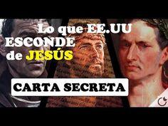 INCREÍBLE! CARTA de Poncio Pilato Describe Físicamente a JESÚS y su Pers...