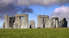 Stonehenge in January by Linda Blanchard