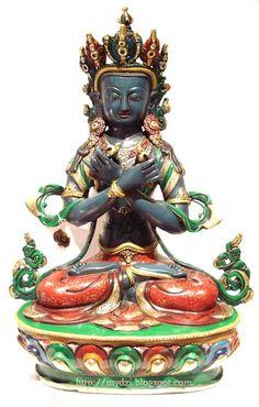 Buddha statue avalokiteshvara