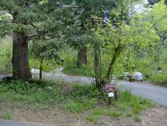 Tanner Flats campground, Little Cottonwood Canyon