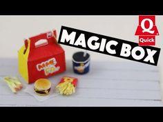 Magic Box Quick FIMO et PAPIER - YouTube