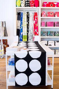 Marimekko shop-in-shop at EQ3 San Francisco | sfgirlbybay.com