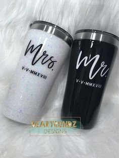 Epoxy Tumbler Glitter Tumbler Cup Stainless Steel Tumbler Travel Mug Cup Mr. Bride and Groo Epoxy Tumbler Glitter Tumbler Cup Stainless Steel Tumbler Travel Mug Cup Mr. Bride and Groo Diy Tumblers, Personalized Tumblers, Custom Tumblers, Glitter Tumblers, Acrylic Tumblers, Vaso Yeti, Glitter Projects, Glitter Crafts, Vinyl Projects