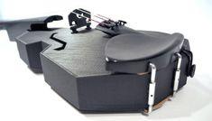 How I Made a Carbon Fiber Acoustic Guitar | Make: Effects Of Heat, Instrument Sounds, Guitar Magazine, Electric Violin, Tool Design, Acoustic Guitar, Carbon Fiber, Inventions, Prints