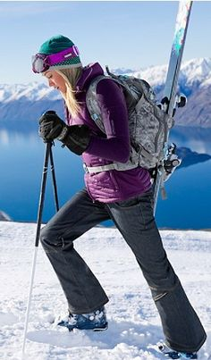 if i had $862 to spend on a new ski outfit, this would be it.