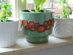 Strehla planter by Fat Cat Brussels, via Flickr