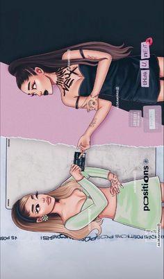 Ariana Grande Anime, Ariana Grande Poster, Ariana Grande Perfume, Ariana Tour, Ariana Grande Drawings, Ariana Grande Photoshoot, Ariana Grande Pictures, Ariana Grande Background, Ariana Grande Wallpaper