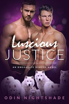 Luscious Justice: A Paranormal Mpreg Gay Romance (The Omega Date Diaries) #Free #Kindle #Book