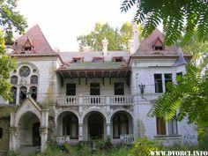 Castle of family Spitzer, Beocin Abandoned Mansions, Abandoned Buildings, Abandoned Places, Art Nouveau, Gothic, Amazing Architecture, Dream Vacations, Old Houses, My Dream Home