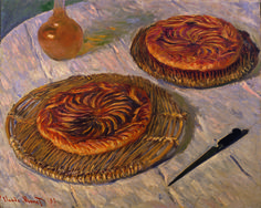 Claude Monet, Les Galettes, 1882, oil on canvas, 65 x 81 cm, Private collection. © Durand-Ruel & Cie.