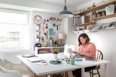 Room by Room: 9 Clever Ways to Organize Your Home with Pegboard