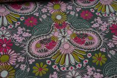 Freespirit -'lovelorn' damask - PWJM100-pinkx 0,5m von Mein Stofflaedchen auf DaWanda.com