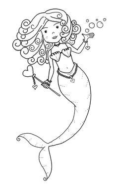 Ausmalbilder Meerjungfrau Ausmalbilder Für Kinder Diesunddas