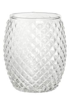 Glass toothbrush mug | H&M