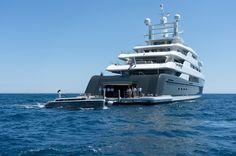 """Illusion Plus"" - Rolls Royce powered mega yacht ⋆ Mega Yacht Guy"