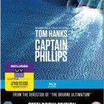 BARGAIN Captain Phillips: Mastered in 4K Steelbook Edition Blu-ray £9.99 at at Zavvi - Gratisfaction UK