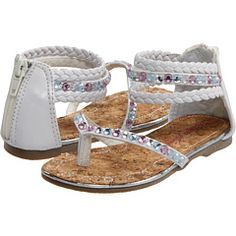 Laura Ashley Kids Sandals only $11.99 + FREE Shipping