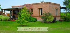 Prestador Facade House, Kitchens, Exterior, Rustic, Deco, Architecture, Gardens, Rural House, Rustic Windows