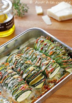 courgette suedoise bis Food Photo, Vegetable Recipes, Barbecue, Entrees, Zucchini, Buffet, Menu, Healthy Recipes, Vegetables
