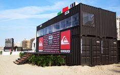 Container SA: Esporte Radical e Container (3 aplicações)