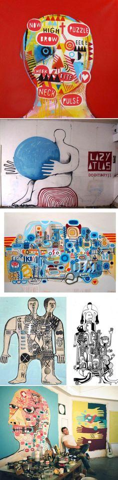 David Shillinglaw: Street and StudioArt