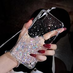 Starry Sky iPhone Case - iPhone X Series / Clear
