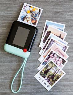 Cool Gadgets To Buy, Gadgets And Gizmos, New Gadgets, Polaroid Camera, Mini Camera, Polaroid Printer, Polaroid Photos, Slr Camera, Polaroids
