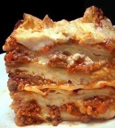 #Italian #recipes: Italian- #Lasagna Bolognese #recipes @nyphotogirl
