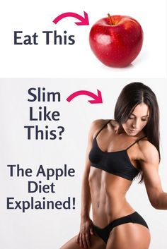 Learn about how the apple diet helps you to lose weight over a 5 day period! Have you heard of the apple diet yet?