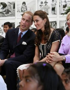 william and kate - cute