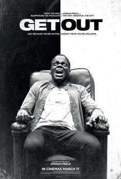 Jordan Peele's horror movie Get Out gets two international posters