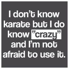 True fact. So funny...I say this all the time!!