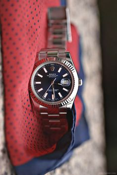 gthegentleman: watchanish: Ahmet's Rolex... - MenStyle1- Men's Style Blog