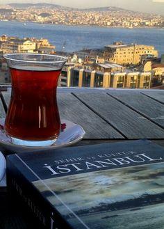 İstanbul ve çay