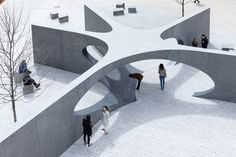 MIT Collier Memorial | Höweler + Yoon; Photo: Iwan Baan | Archinect
