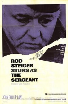The Sergeant Movie Poster