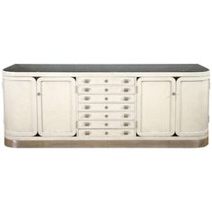 Buffet, Josef Hoffmann Attributed | From a unique collection of antique and modern buffets at http://www.1stdibs.com/furniture/storage-case-pieces/buffets/