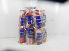 120 2OZ MINI RED MINIATURE PARTY CUPS $21 Value