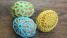 postup na hackovane vajce Easter Crochet, Egg Art, Happy Easter, Crochet Earrings, Eggs, Jar, Wire Baskets, Happy Easter Day, Egg