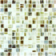 MS International Ivory Iridescent 3/4 in. x 3/4 in. Glass Mosaic Wall Tile-THDW3-SH-IVRYIR at The Home Depot