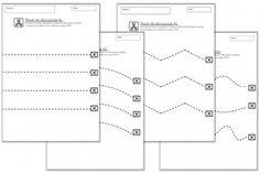 Motricité fine - Brevets de découpage et collage de gommettes - Cycle 1 ~ Orphéecole